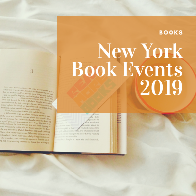 New York City Book Events 2019